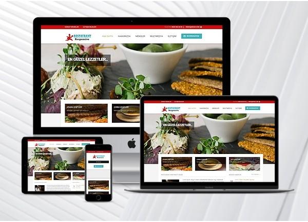 Restaurant Web Paketi Cruse v2.5
