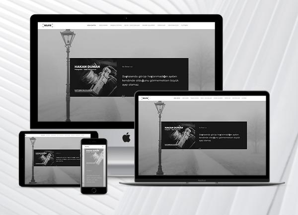 Kişisel Web Sitesi Teld v2.5