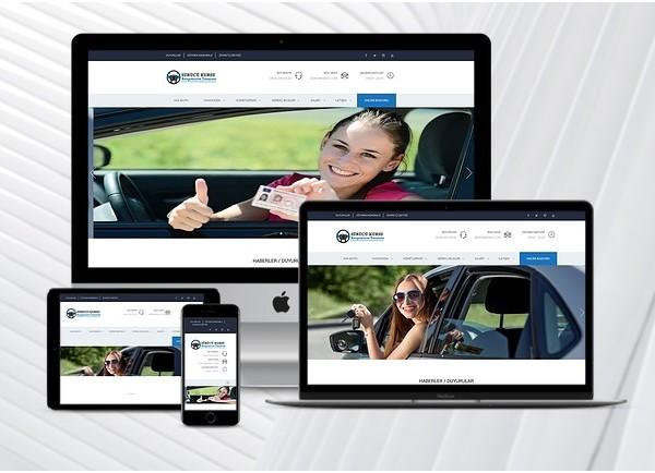 Sürücü Kursu Web Paket v3.0
