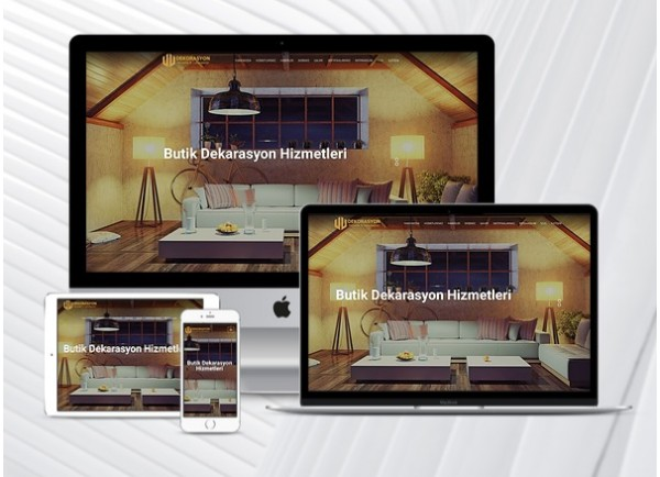 Dekorasyon - Mimari Web Paketi Forever v3.0