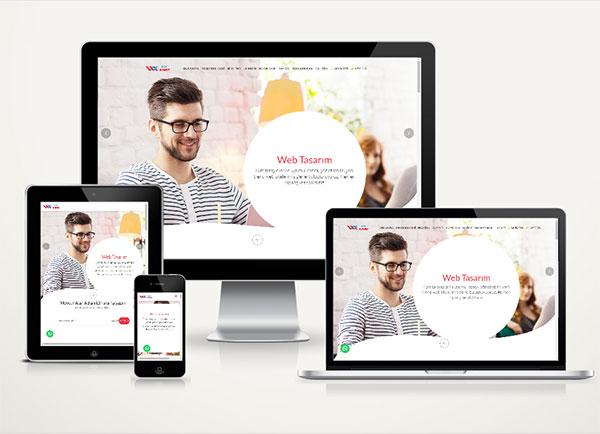 Ajans Hazır Web Sitesi Satış Paketi Semy v3.0