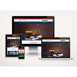 Hukuk/ Avukat Web Paketi Firm v3.0