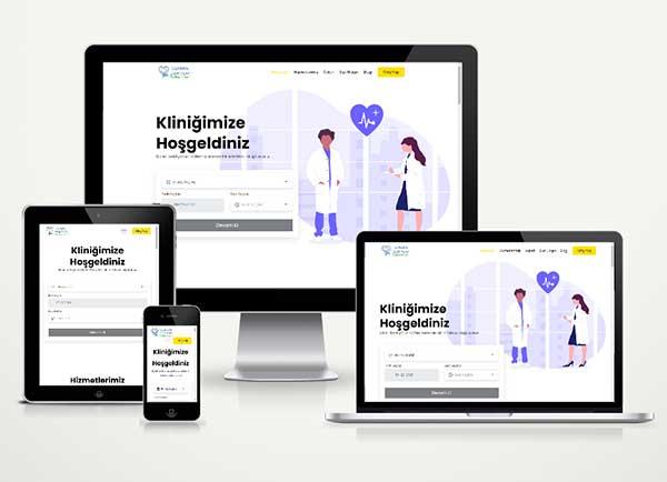 Klinik / Doktor Rezervasyon Sistemi v4.5