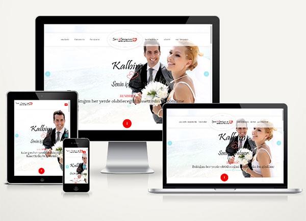 Sevgililer Günü Web Sitesi Love 4